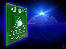 "Incredibly powerful orgone energy quartz resonator. Equiv to 6"" resin pyramid."