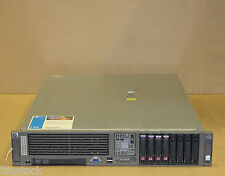 HP ProLiant DL380 G5 2 X XEON de doble núcleo 3Ghz 16 GB 4x 73 GB SAS RAID Rieles