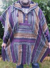 Jerséis y cárdigan de mujer poncho 100% algodón