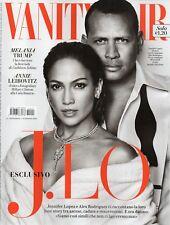 Vanity Fair 2018 1.Jennifer Lopez & Alex Rodriguez,Melania Trump,Valentina Cervi