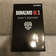 Resident Evil 2 Biohazard RE:2 Leon S. Kennedy Figure COLLECTOR'S EDITION NEW FS