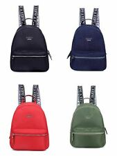 Women's Kaplan Backpack Nylon & Denim 4 Colors One Size Bags NWT NL724130