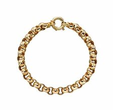 Designer - Elements - 9ct Yellow Gold Link Bracelet GB466