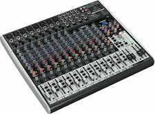 Behringer XENYX X2222USB 22-input Mixer With FX and USB