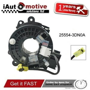 25554-3DN0A Spiral Cable Clock Spring Combination Switch For Nissan Patrol Y62
