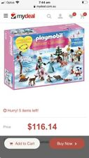 Playmobil 9008 Advent Calendar  Royal Ice Skating Trip with bonus Bracelet $119