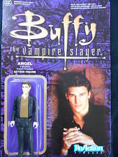 "BUFFY THE VAMPIRE SLAYER ""ANGEL"" REACTION ACTION FIGURE (FUNKO TOYS)"