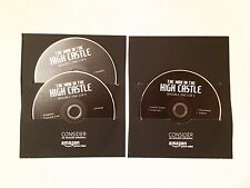 Amazon THE MAN IN THE HIGH CASTLE Complete Season 2, 3-DVD SET Emmy FYC 2017