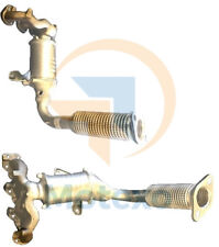 Exhaust Catalytic Converter FORD KA 1.6 BL16EFI 7/2003 - / EURO 3
