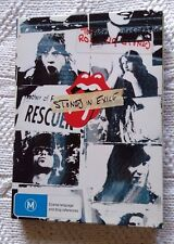 THE ROLLING STONES IN EXILE (DVD) REGION-ALL, LIKE NEW, FREE POST AUSTRALIA WIDE