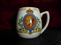 Vintage Coronation CUP King Edward VIII May 12th 1937 Myott, Staffs Royal Ware