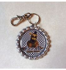 Personalized FIVE NIGHTS AT FREDDYS Bottle Cap Name Necklace Jewelry Zipper Pull