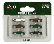 KATO N gauge car crown six input 23500 model railroad supplies