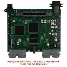 Nintendo 64 N64 Motherboard **Refurb Kit* - All Capacitors and Voltage Regulator