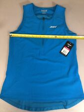 Zoot Womens Tri Triathlon Top Size Xl Xlarge (6919-2)