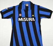 1983-1986 INTER MEC SPORT CALCIO CASA Maglietta (Taglia M)
