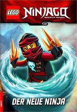 Fachbuch LEGO® Ninjago™ Der neue Ninja, mit Ninja-Heldin Nya als Hauptfigur