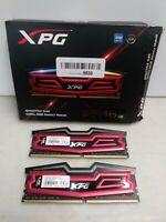 XPG Spectrix D40 DDR4 RGB 3000MHz 16GB (2x8GB) PC4-24000 Desktop U-DIMM