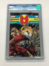Miracleman #15 (1988) CGC 6.5 ~ Death of Kid Miracleman Eclipse Comic