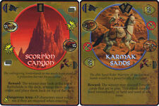 Defenders of the Realm: Battlefields – Scorpion Canyon und Karmak Sands - Ad-On