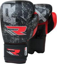 Gants rouges pour arts martiaux et sports de combat