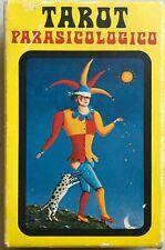 Tarot divinatoire - TAROT PARASICOLOGICO, Editions Heraclio Fournier.