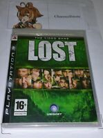 LOST The Video Game PS3 New Sealed UK PAL Version Game Sony PlayStation 3