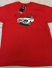 ESCORT MEXICO- RED T-SHIRT BY SPEEDKING