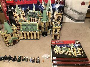 Lego Harry Potter 4842Hogwarts Castle - 100% COMPLETE  instructions + Box