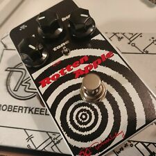 Keeley Rotten Apple (op amp big muff type fuzz pedal)