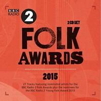 BBC Folk Awards 2015 - Various (NEW 2CD)