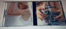 Madonna: Lot Of 2 Cds Like A Prayer / Something To Remember Pop Music 3M1