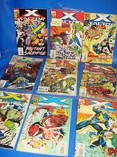 COMICS Marvel comics -X-FACTOR-12 numeros EDICION AMERICANA buen estado (94-105)