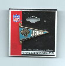 Jacksonville Jaguars Pennant  NFL Official Licensed Pin New