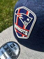 Authentic New England Patriots New Era Do Your Job Sideline Snapback Hat - Brady