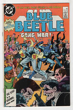 Blue Beetle #7 (Dec 1986, DC) The Question Len Wein Paris Cullins c