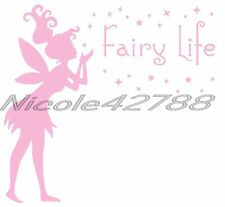 Vinyl Fairy LifeDecal/ Sticker/Wall/Laptop/Tablet /Car Decal/Crafts/Windows