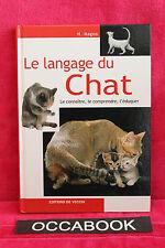 Le langage du chat - N Magno