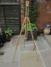 Royal Langnickle artists folding wooden A1 field easel vgc