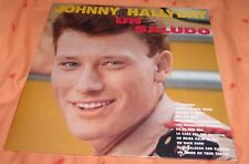 33 TOURS VINYLE JOHNNY HALLYDAY.