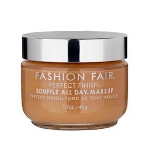 Fashion Fair Perfect Finish Soufflé All Day® Foundation Makeup Choose Colour