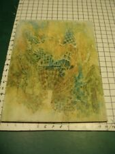 Original ROSE SUSLOVICH ART: AZTEC GOLDEN IDOLS - 1986 not signed