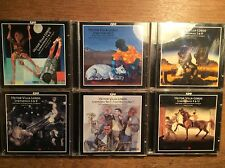 Villa-Lobos [6 CD Alben cpo] Symphonies Sinfonie 1 2 3 4 6 8 9 11 12 / St.Clair