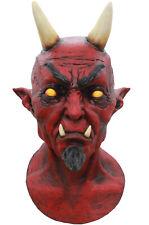 Brand New Lucifer Devil Demon Adult Full Mask