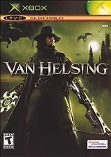 Van Helsing (Microsoft Xbox, 2004) Brand New Ships From USA Video Game