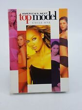 America's Next Top Model - Cycle One (DVD, 2005, 3-Disc Set) FAST SHIPPING