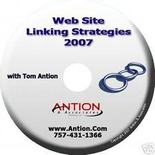 Internet marketing, ecommerce linking website links