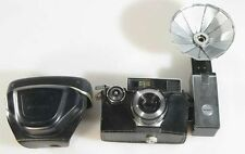 ARGUS AUTRONIC 2 CAMERA WITH FLASH AND CASE- ART DECO