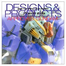 Hajime Katoki Design And Products Approved Gundam illustration art book