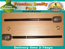 2 INNER TIE ROD END SET FOR NISSAN MICRA K10 82-92 MARCH 82-92